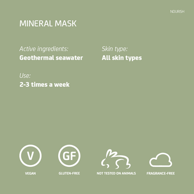 Mineral Mask Travel Size