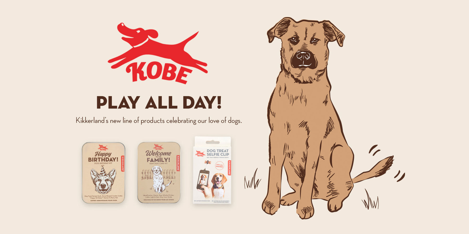 Kobe & the International Street Dog Foundation