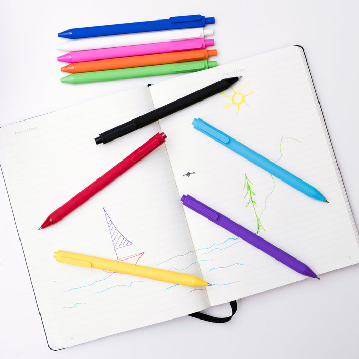 Gel Pens Set Of 10
