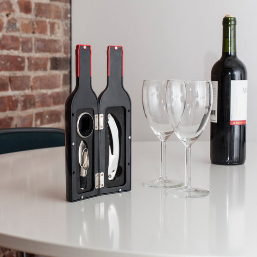 Wine Bottle Accessory Kit Small