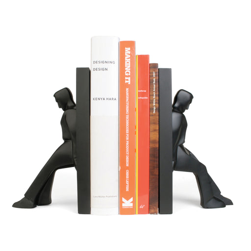 Bookends Leaning Men