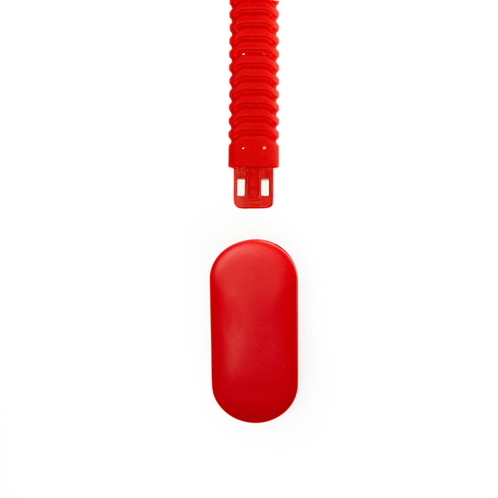 Rechargable Booklight Red