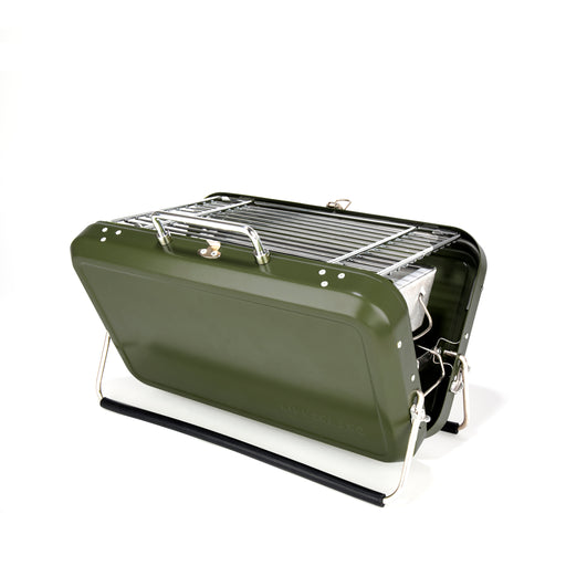 Green Briefcase Barbecue