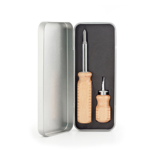Screwdriver Tin Set
