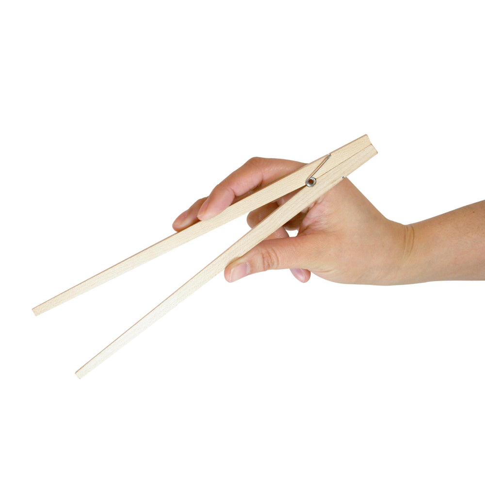 Ez Wooden Chopsticks 4 Per Set