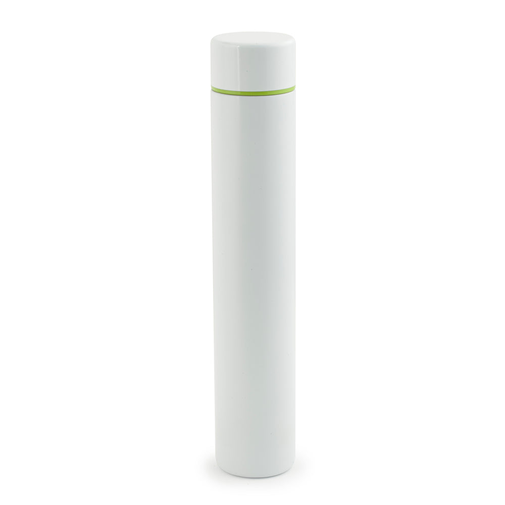 White Slim Bottle
