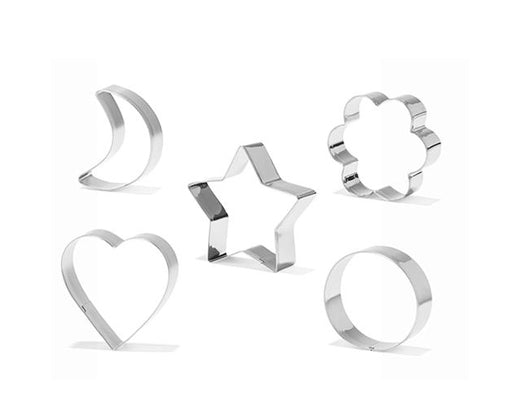 Fun Shape Cookie Cutters