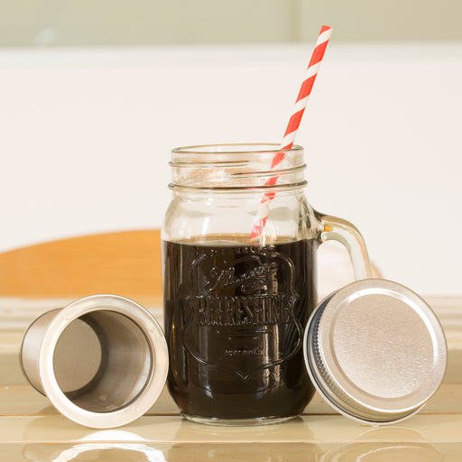 Mason Jar Coffee Kit