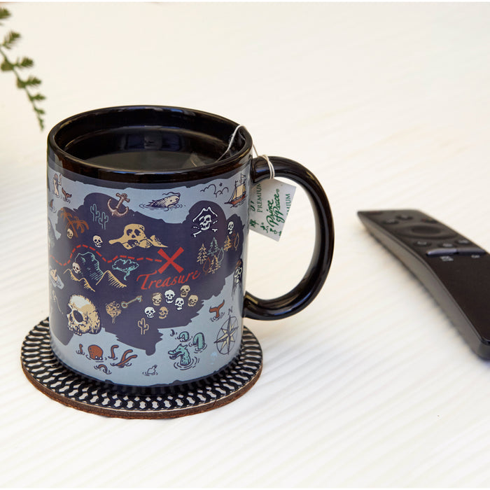 Pirate Island Morph Mug