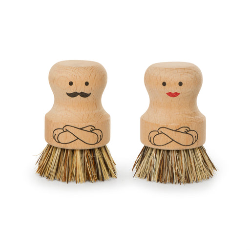 Mr. & Mrs. Scrubber