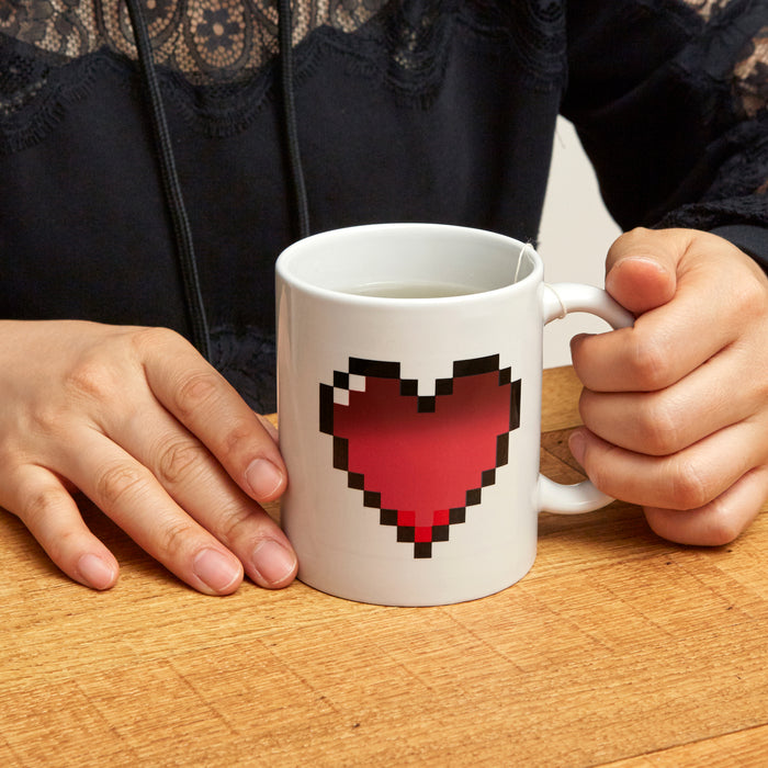 Morph Coffee Mug Heart