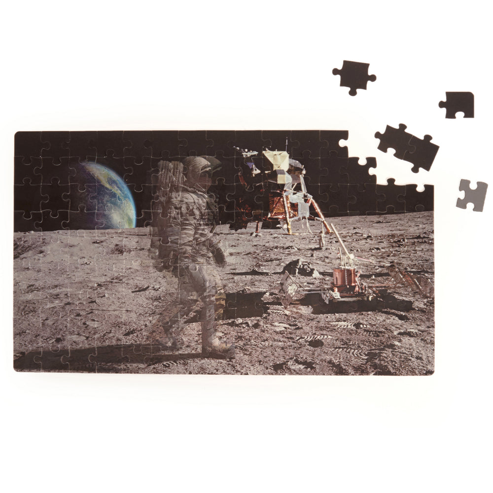 Moonwalk Motion Puzzle