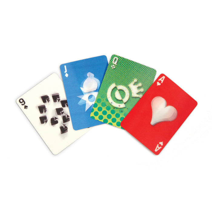 Motion Playing Cards