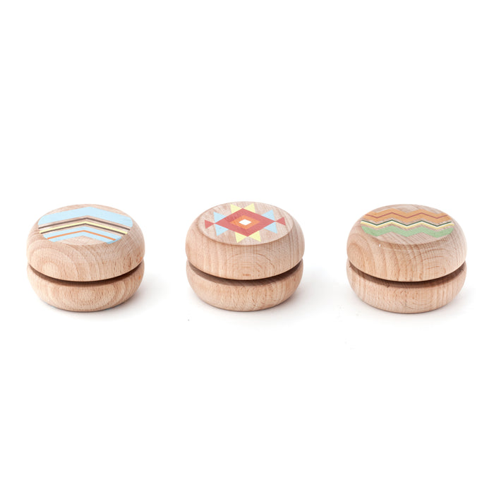 Wood YoYo Assorted