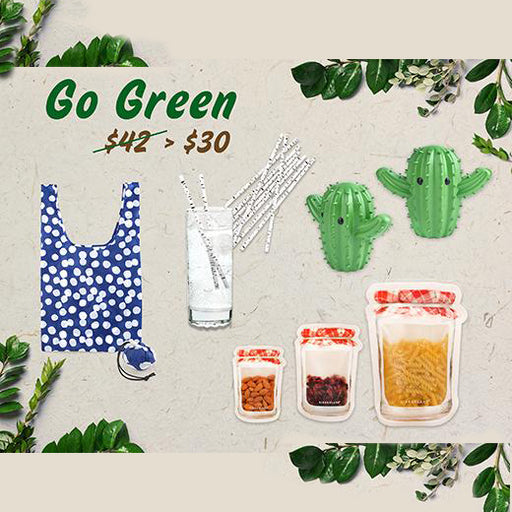 Go Green Pack