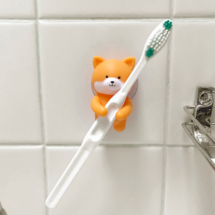 Dog Toothbrush Holder