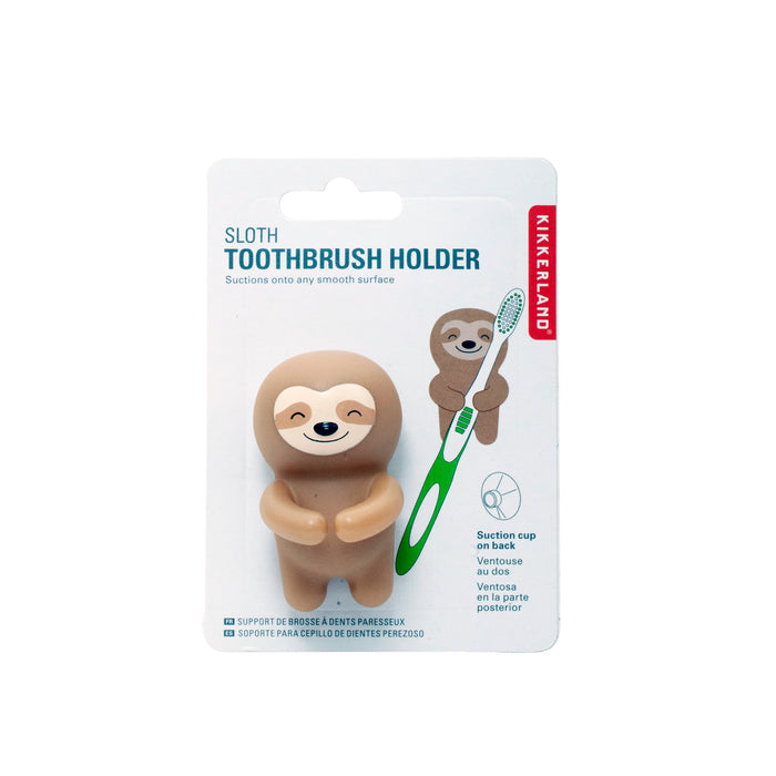 Sloth Toothbrush Holder