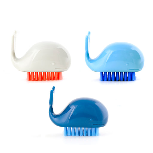 Whale Nail Brush Assorted