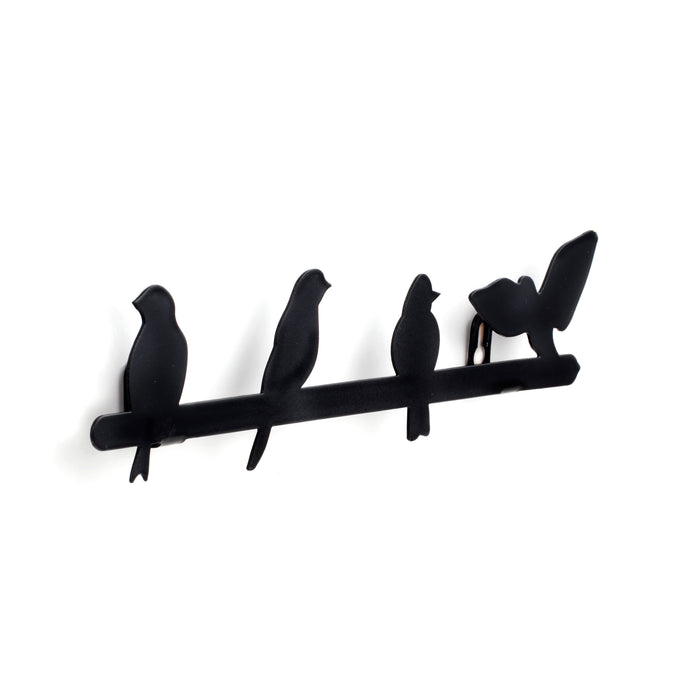 Jewelry Holder Bird Black