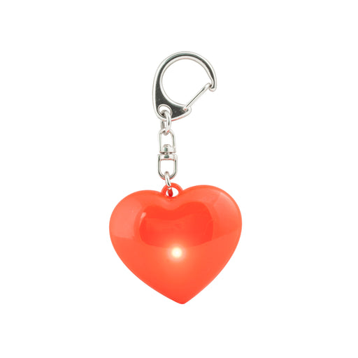 Heart LED Keychain
