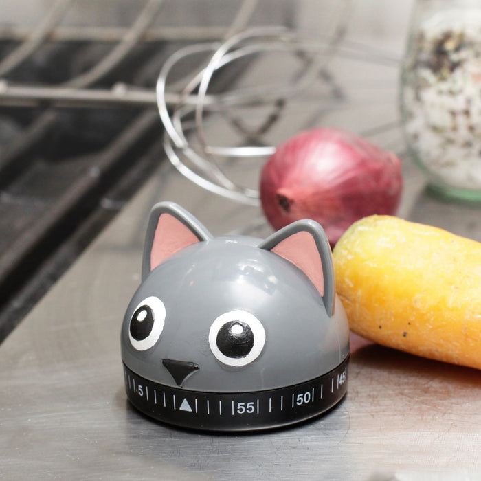 Kitchen Timer Cat