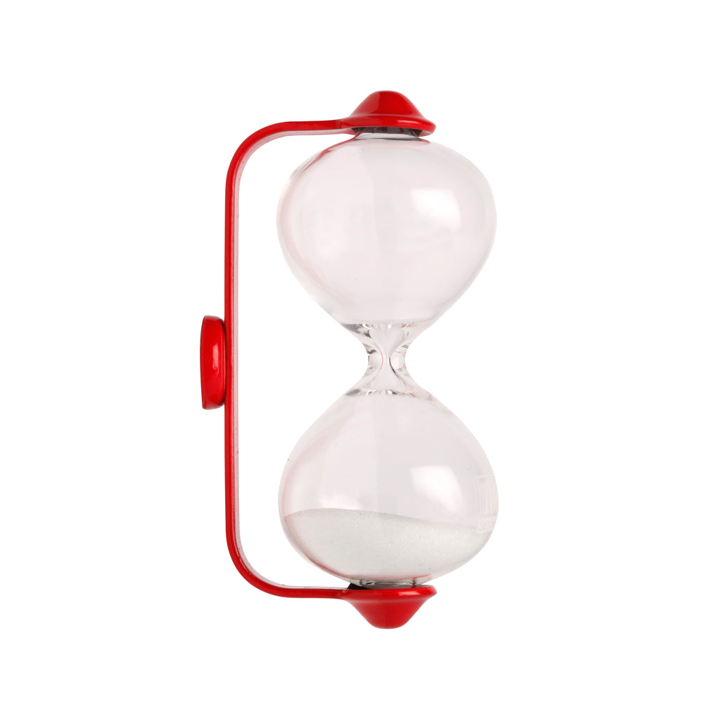 Magnetic 3 Minute Timer - Red