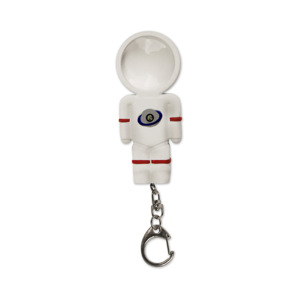 Mini LED Spaceman Magnifier