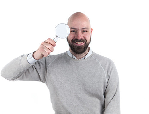 Acrylic Magnifier