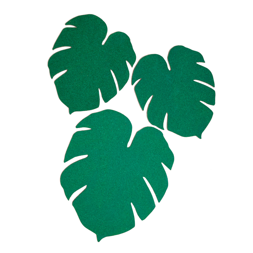 Monstera Leaf Corkboards