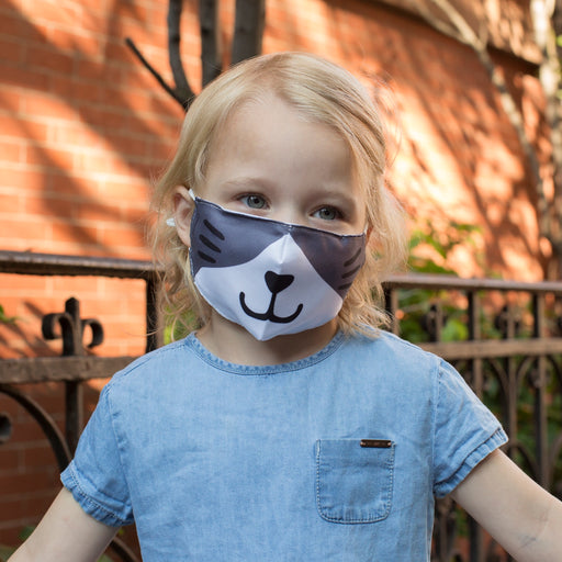 Cat Kid's Mask