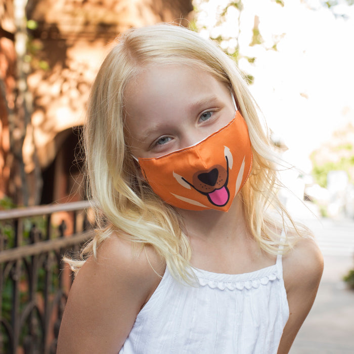 Dog Kid's Mask