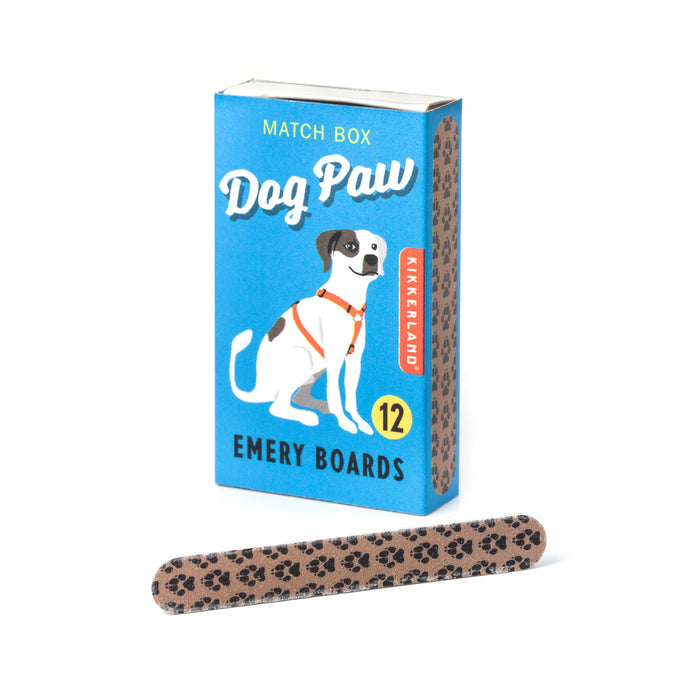 Dog Paw Emery Boards