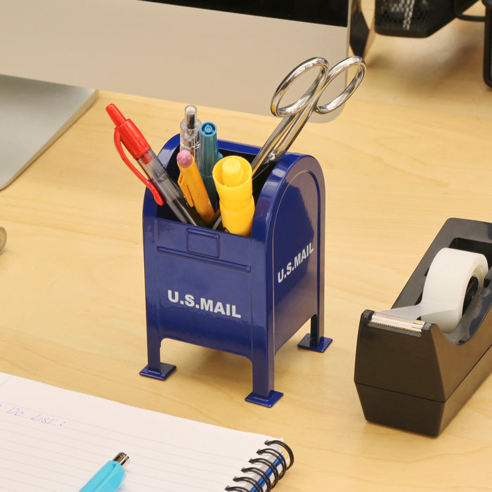 US Mail Pen Holder