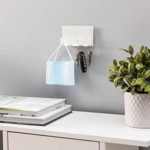 Wall Mounted Phone Holder -Grey