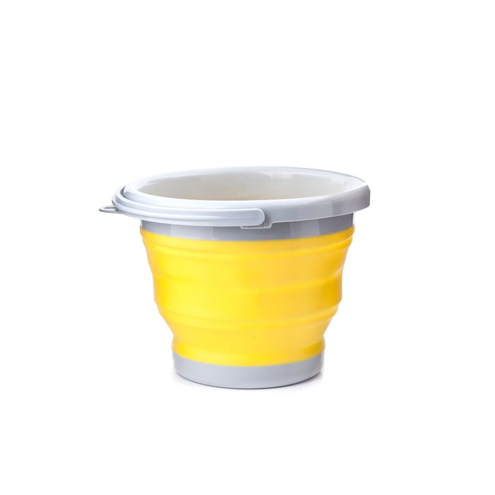 Collapsible Bucket Yellow