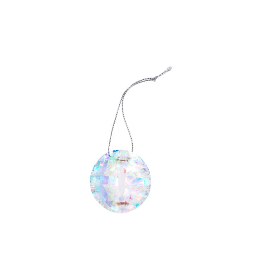 Mini Iridescent Party Ornaments
