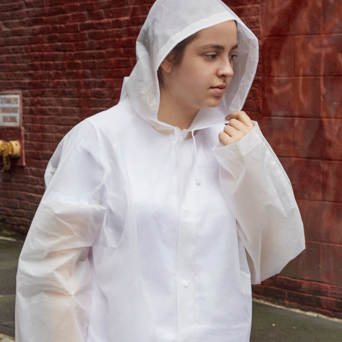 Clear Compact Raincoat