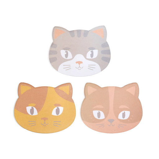 Kitty Cat Sticky Notes