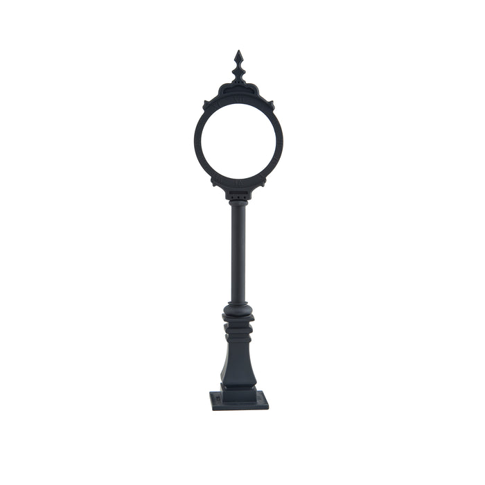 Street Clock Pen And Magnifier
