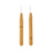 NUDIE BAMBOO INTERDENTAL BRUSH S/8