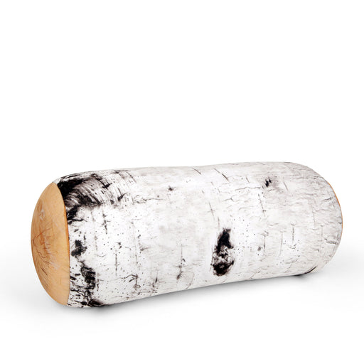 Log Head Rest + Birch