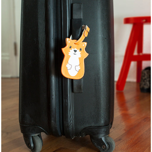 Luggage Tag Fox