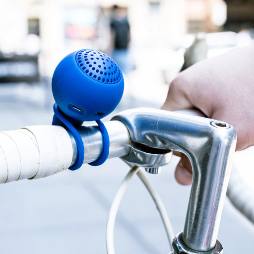 Blue Bike Speaker