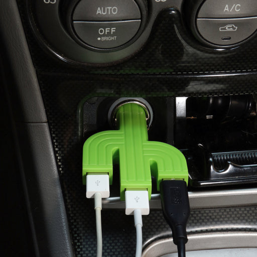 Cactus Car Charger
