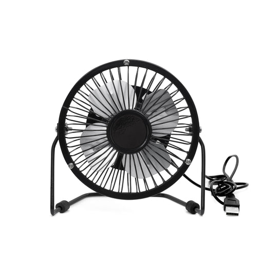 USB Desk Fan - Black