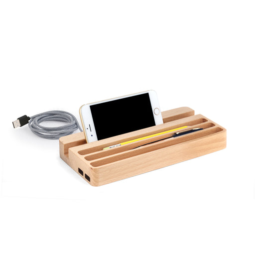 Desk Organizer With USB