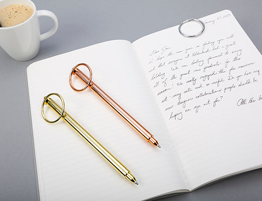 WritersBlok Ring Pen