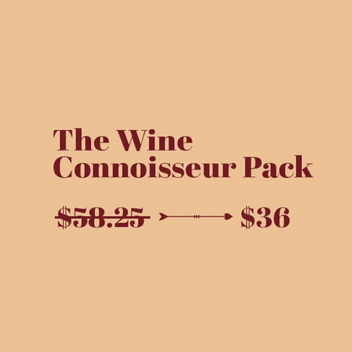 The Wine Connoisseur Pack