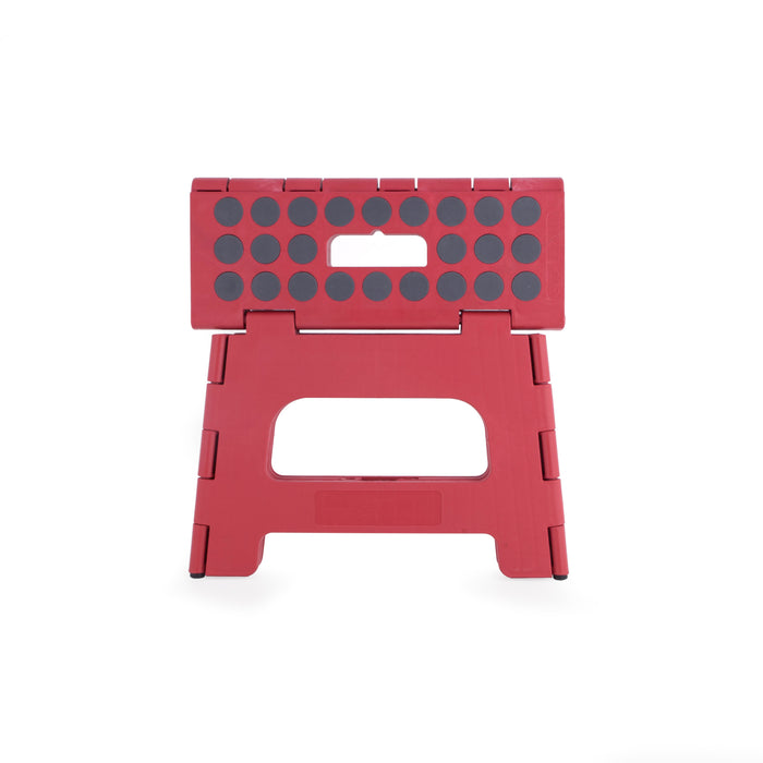 Rhino II Step Stool + Red