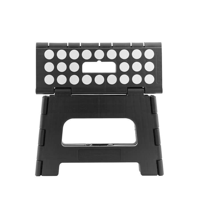 Rhino II Step Stool + Black — Kikkerland Design Inc